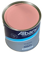 Albany Coral Rose Vinyl Matt Emulsion 1 L Paint
