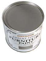RustOleum Chalky Finish Furniture Paint Chalky Finish Furniture  Anthracite 0.125L tester pot