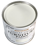 RustOleum Chalky Finish Furniture Paint Chalky Finish Furniture  Antique White 0.125L tester pot