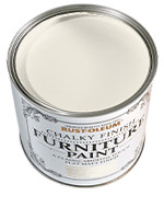 RustOleum Chalky Finish Furniture Paint Chalky Finish Furniture  Chalk White 0.125L tester pot
