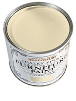 RustOleum Chalky Finish Furniture Paint Chalky Finish Furniture  Clotted Cream 0.125L tester pot