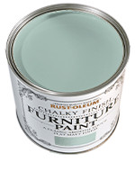 RustOleum Chalky Finish Furniture Paint Chalky Finish Furniture  Duck Egg 0.125L tester pot