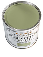 RustOleum Chalky Finish Furniture Paint Chalky Finish Furniture  Sage Green 0.125L tester pot