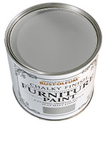 RustOleum Chalky Finish Furniture Paint Chalky Finish Furniture  Winter Grey 0.125L tester pot