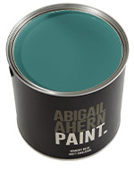 Image of Abigail Ahern - Bowery Blue - Abigail Ahern Matt Emulsion 2.5 L