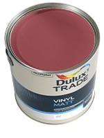 Dulux Heritage Pugin Red Vinyl Matt Test Pot Paint