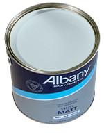 Albany Vinyl Silk Emulsion Arctic Blue 1L