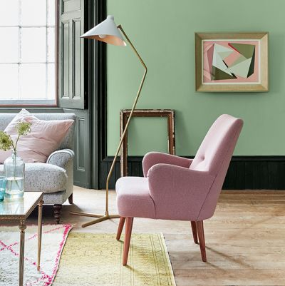 Little Greene - Pea Green