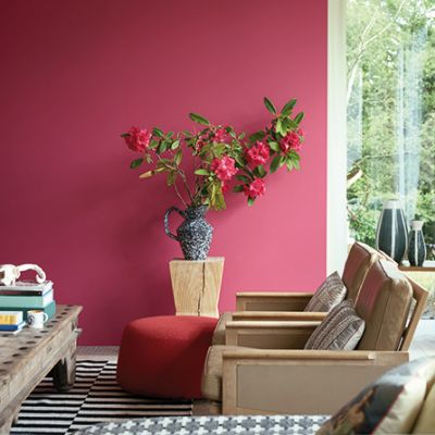 Farrow & Ball Colour by Nature - Lake Red