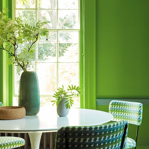 Green from Little Greene: a new National Trust Palette