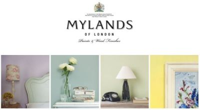 Myland's Spring Paint Palette