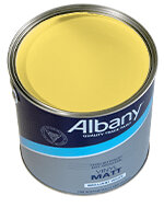 Butterfield Yellow Paint
