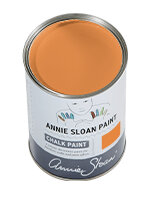 Barcelona Orange Paint