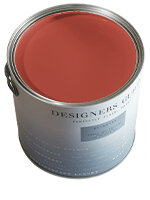 Flame Red Paint