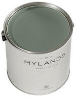 Myrtle Green Paint