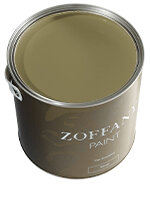 Hessian Green Paint