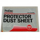 Poly Backed 12'x9' Dust Sheet