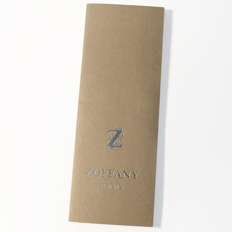 Zoffany Colour Card