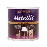 Metallic Elegant Finish Gold 250ml
