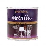 Metallic Elegant Finish Silver 250ml