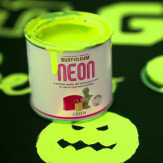 Neon Paint Green 125ml