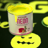 Neon Paint Yellow 125ml