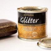 Glitter Paint Gold 125ml