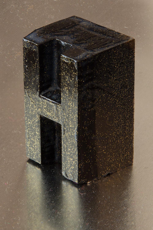 Rust Oleum Glitter Paint Gold 125ml Special Paint