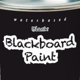 Magpaint Blackboard Paint Black 500ml