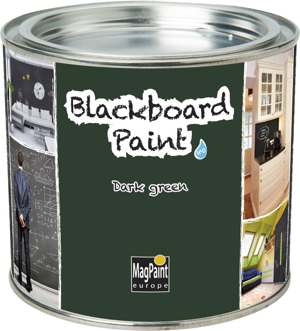 Blackboard Paint Part - 31: Magpaint Blackboard Paint Green 500ml