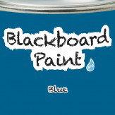 Magpaint Blackboard Paint Blue 500ml