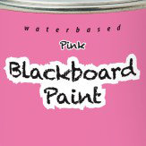 Magpaint Blackboard Paint Pink 500ml