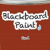 Magpaint Blackboard Paint Red 500ml