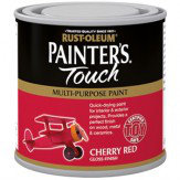 Rust-Oleum Painters Touch Cherry Red Gloss