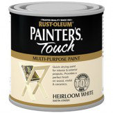 Rust-Oleum Painters Touch Heirloom White Gloss