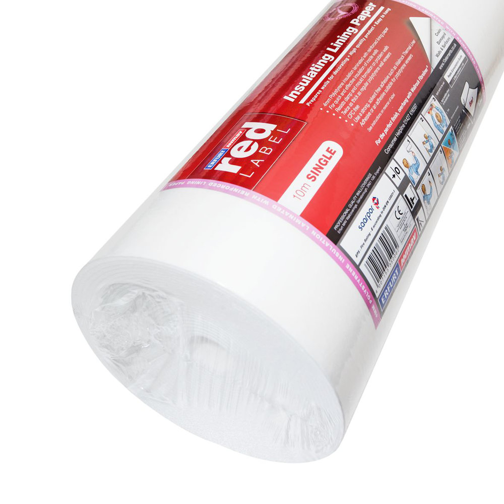 Wallrock Mav Elements Insulating Lining Paper