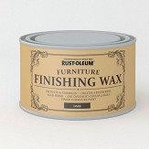 Furniture Finishing Wax Dark
