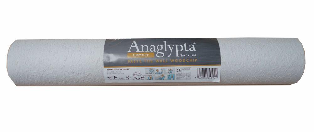 Anaglypta Woodchip
