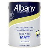 Durable Matt Brilliant White