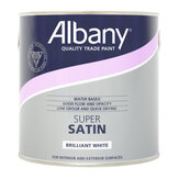 Super Satin Brilliant White