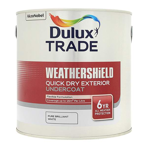 Weathershield Exterior Quick Drying Undercoat