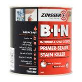 BIN Primer Sealer White