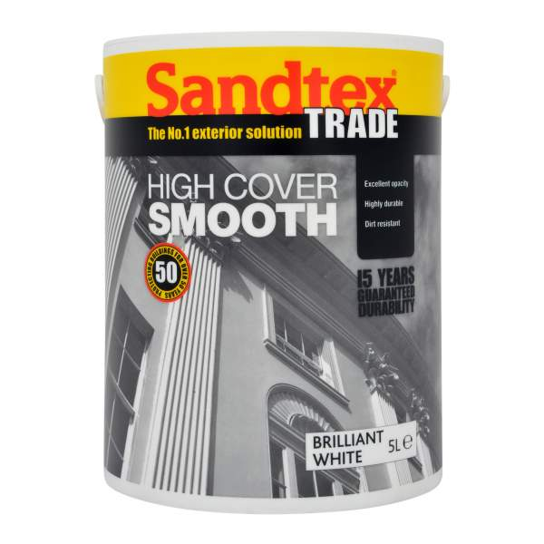 High Cover Smooth Brilliant White