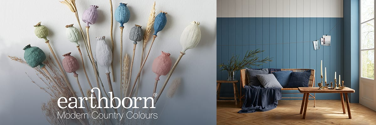 Earthborn - Modern Country Colours