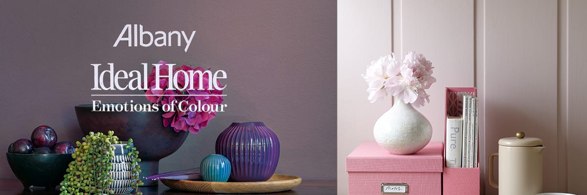Albany - Ideal Home - Emotions of Colour